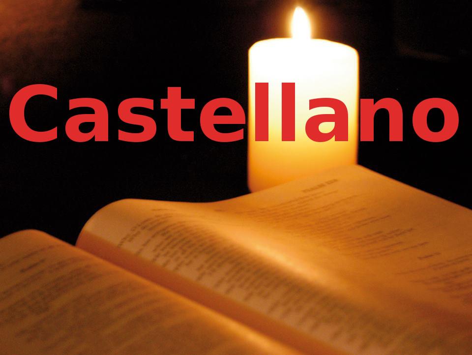 Bíblia oberta i llum - CAST